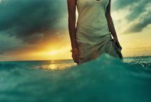 """Sea Mi / """"Live in the sunshine, swim in the sea, drink the wild air."""" ~Ralph Waldo Emerson / by Tiffani Nailon"""