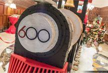 Gingerbread Train 2016