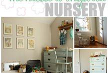 Nursery ideas for newborns