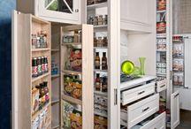 Cozinha - Arrumação