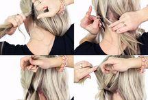 Hair tricks mila