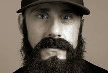 Bearded Love / Brawny. Bearded. Tattooed. / by Kelly Victor