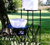 Water Station / he Water Station puts water at your fingertips, regardless of your location. Perfect for those who camp in tents or in a trailer!