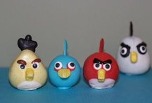 Angry Birds / by Jane Smith