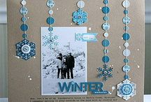 Christmas / Winter Scrapbook
