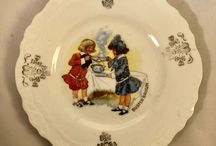 Buster Brown Advertising Collector Plate
