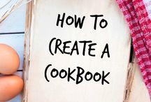 Cookbook ideas / DIY cookbook ideas
