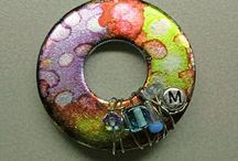 Washer Jewelery / by Mable Jordan