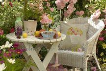 Záhrada - exterier