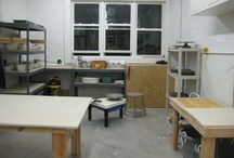 Potters Studio spaces