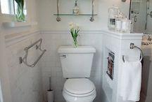 Hidden toilet