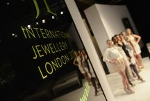 IJL 2013 Catwalk Show / A fine selection of London Road's Jewellery being worn on the catwalk at the IJL show 2013.
