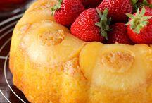 Bundt cakes / by Angela Gray