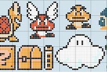 cross stitch / embroidery