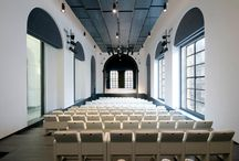 Our projects /// Theater of the Academy of Fine Arts, Naples / Alvisi Kirimoto + Partners. Theater of the Academy of Fine Arts, Naples, Italy (2010)