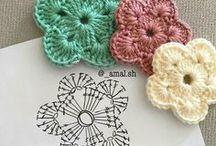 crochet / tricot / Frivolité