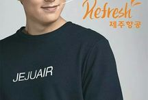 Lee Min Ho for Jeju Air / ASIA