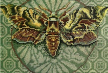needlepoint / by Andrea O'Meara