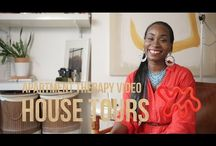 Home Decor Videos / Videos that showcase great homes, with unique and inspiring decor. Decorated in style.