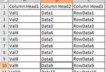 MS Excel Macro