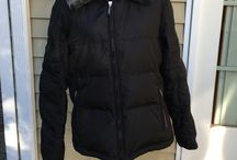 Down feather jackets