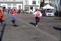 Pancake Races 2015 / Look who we spotted at #Newbury's annual #Pancake Races. #PancakeDay