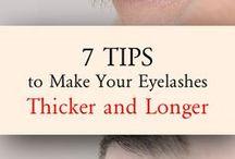 Eyelashes tips
