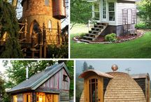 Tiny Houses & Small Homes / by Aaron Myers III