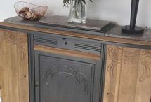 meubles restaurés