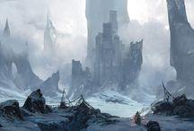 Environment ref - winter/snow