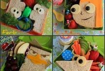 Funny food! / by Linda Giacomo