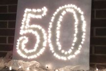 50 years corporate party