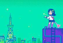 Pixel art UwU