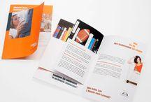 Imagebroschüren / image folder / Potentielle Kunden wirkungsvoll vom eigenen Produkt überzeugen. Das eigene Unternehmen oder Praxis sympatisch und kompetent vorstellen, so dass es dem Betrachter in positiver Erinnerung bleibt. Dafür entwickelt Schlösser & Co. ein passendes Konzept, wirkungsvolle Texte und das perfekte Design dazu.