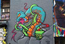 World of Urban Art : BISHOP 203