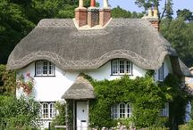 Cottages / by Ed N Pam Clark