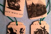 Harry Potter cuccok