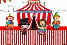 o circo do José