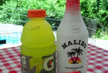 Drinks for the summer