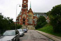 goteborg oscar kyrka