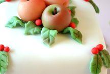 Marzipan fruits