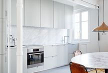 Dining rooms and kitchens / Timeless dining rooms and kitchens.
