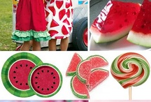 Watermelon / by createdbydiane