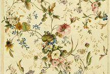 Textiles britanniques / British textiles