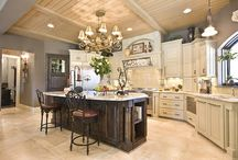 Kitchen / by Wesley Lagasse