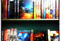 ZODIAC / ZODIAC is a new YA SF-meets-Fantasy series set in a galaxy inspired by the astrological signs.