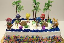 Sonic Theme Party / It's a party! Here's all your Sonic party supplies in one convenient place.