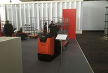 Cemat Toyota Material Handling / Foto fiera Hannover CEMAT