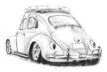 Classic beetle design