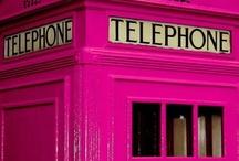 Telephones / by JoAnn D'Alisera
